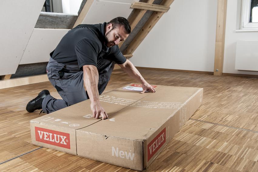 Gut gemocht Anleitung: Velux Dachfenster selber einbauen CQ83