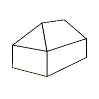 alle dachformen im berblick. Black Bedroom Furniture Sets. Home Design Ideas