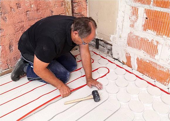 Fußboden Trockenbauweise ~ Ratgeber fußbodenheizung mit trockenbau systemen