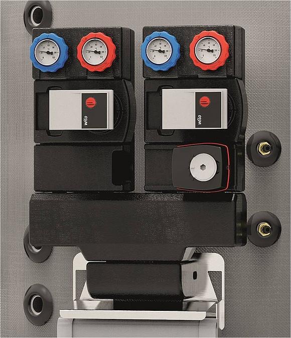 Funktionsweise und Varianten einer Pumpengruppe