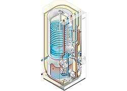 Technik und Typen von Warmwasserspeichern