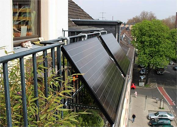Experten Ratgeber Nutzung Von Mini Solaranlagen