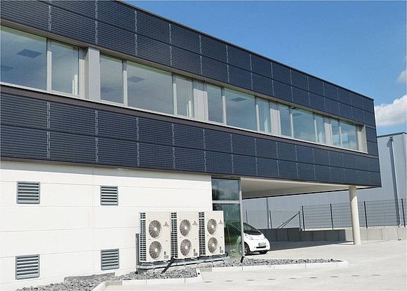 Photovoltaik fassade kosten