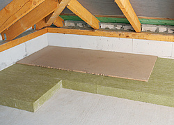Fußboden Dämmung Druckfest ~ Begehbare dämmplatten für deckendämmungen