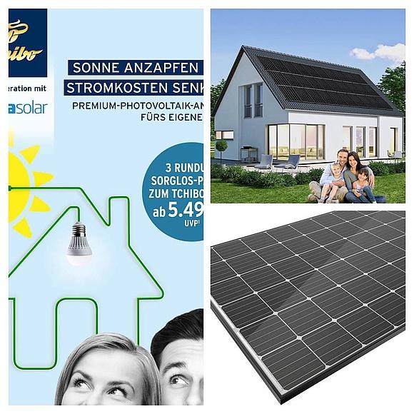 Solaranlagen komplettangebote