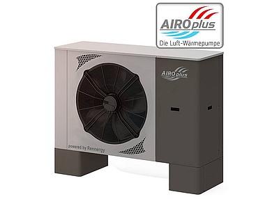 BAFA 名单上最高效的空气热泵的领先者是几乎相同的来自 Rennergy Systems 的 AIROplus 10 和来自 Templari 的 KITA S,COP 为 4.57。 (照片:Rennergy Systems AG)