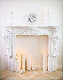 kaminkonsolen werden hauptsachlich zu dekorativen zwecken eingesetzt teilweise dienen sie aber auch fur umrandungen von