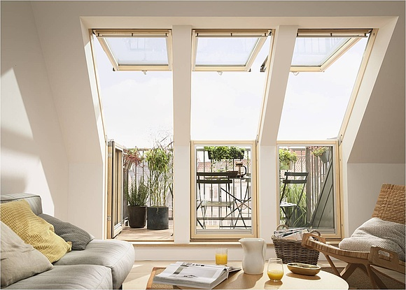 velux balkon - 100 images - velux tak vindu med balkong mulighet ...