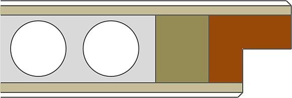 Bevorzugt Die wichtigsten Türblatt-Typen & Maße im Vergleich ZA71