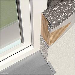 Good Systematischer Aufbau Einer WDVS Dämmung Einer Fensterlaibung (Foto:  CAPAROL Farben Lacke Bautenschutz GmbH