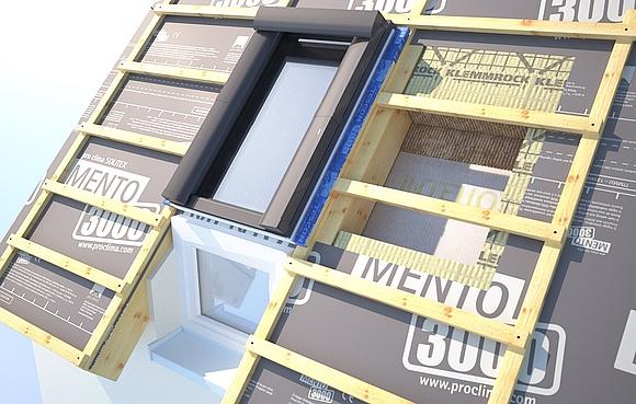 zwischensparrend mmung mit anleitung zum selbermachen. Black Bedroom Furniture Sets. Home Design Ideas