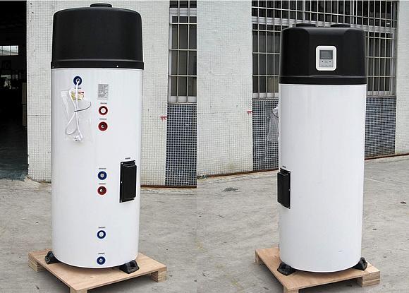 Was ist ein Wärmepumpenboiler?