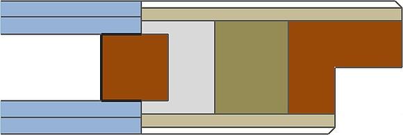 die wichtigsten t rblatt typen ma e im vergleich. Black Bedroom Furniture Sets. Home Design Ideas