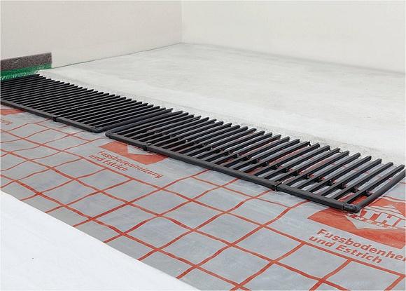 Relativ Ratgeber zur Fußbodenheizung im Neu- und Altbau ZM36