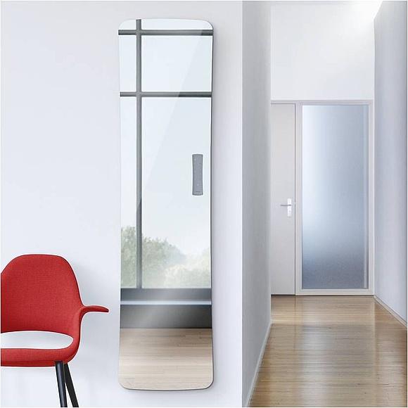 Wärmedesign Mit Glasoberfläche: Erhältlich In Zeitlosem Schwarz Glanz,  Puristischem Weiß Glanz Oder Multifunktional Als