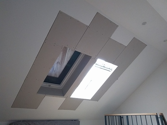 Fabulous Innenfutter für Dachfenster: Aufbau, Kosten & Alternativen NS57