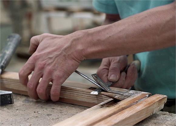 Top Erhalten und renovieren alter Holzfenster OK01