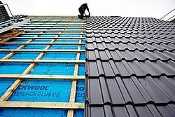 Aufbau Einer Dachdammung Im Uberblick