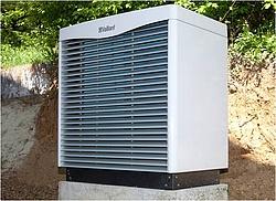 Extrem Luftwärmepumpe Außenaufstellung: Standortwahl, Fundament und ZO36