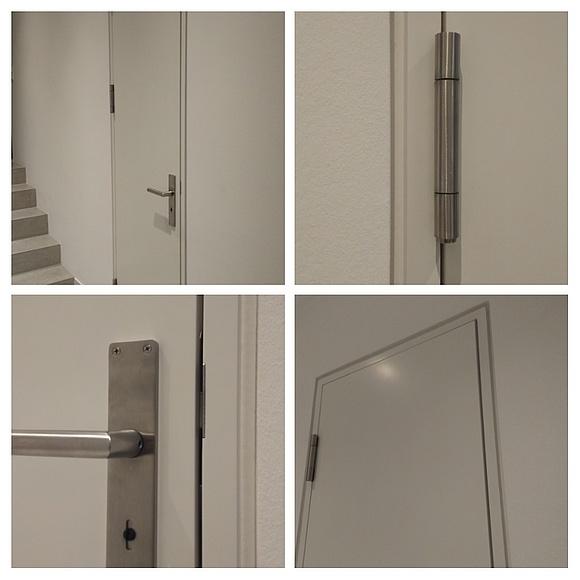 Häufig Experten-Ratgeber: Wand- & flächenbündige Türen KU83