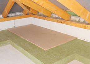 Dachbodendämmung Pflichten Maßnahmen Kosten.
