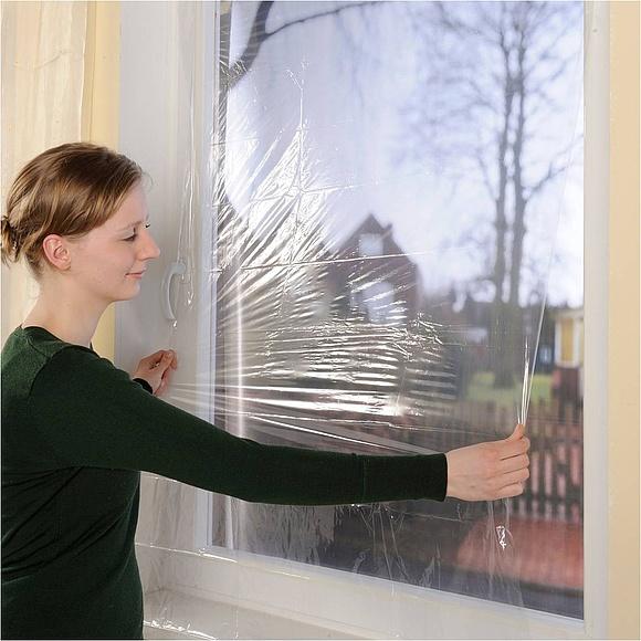 Hitzeschutz Fensterfolie Oder Folienrollo