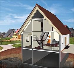 Hausdammung Vom Keller Bis Zum Dach