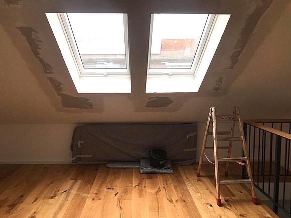 Häufig Tipps & Tricks zum Verputzen von Fenstern HO09