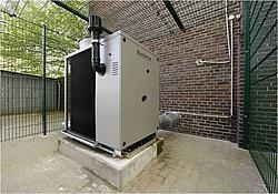 Wärmepumpe aussenaufstellung abstand