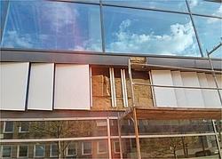aufbau und varianten von vorhangfassaden. Black Bedroom Furniture Sets. Home Design Ideas