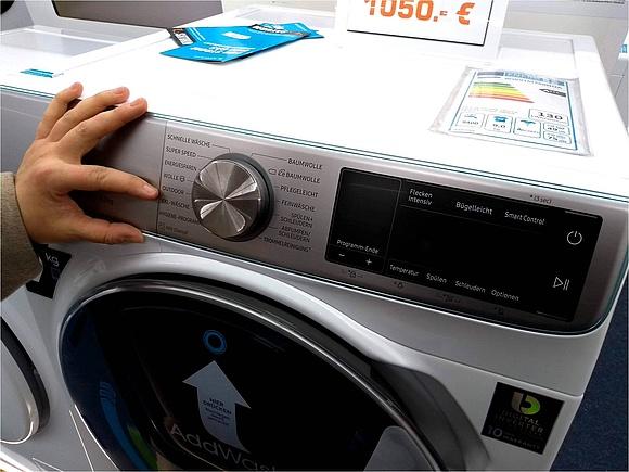 Fabulous Lohnt sich ein Waschmaschinen Warmwasseranschluss? KD19