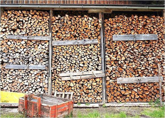 Sehr Holzunterstand: Bauformen & Eigenbau im Überblick QR01