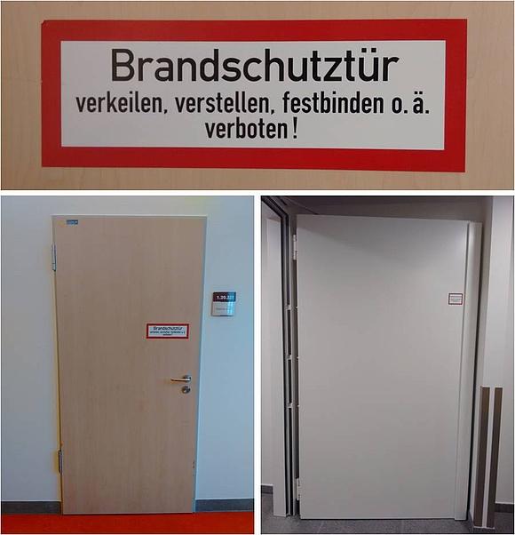 Very Ratgeber Brandschutztüren: Baurecht und Technik PV57