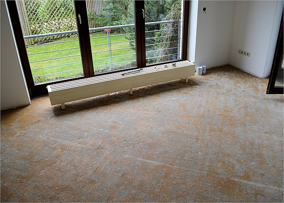 Gut bekannt Fußbodenheizung fräsen: Technik & Kosten LO89