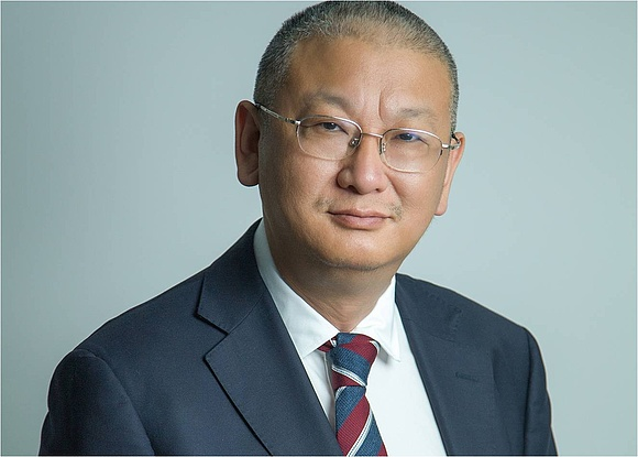 Li Zhenguo, President of LONGi Green Energy Technology Co., Ltd. (LONGi) (Foto: LONGi)
