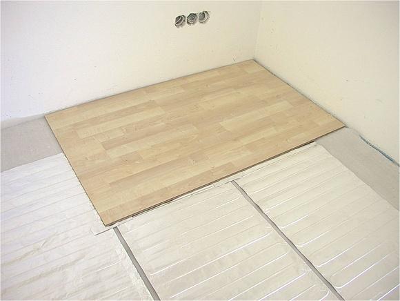 elektrische fu bodenheizung technik kosten verlegung und ausf hrungen. Black Bedroom Furniture Sets. Home Design Ideas