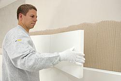 Auswahl und anbringen von innend mmplatten - Feuchtigkeit am fenster innen ...