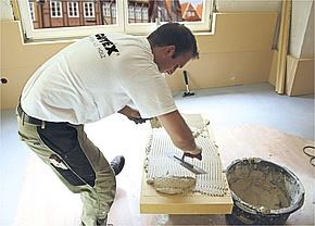 Fachwerk Fußboden Dämmen ~ Innendämmung von fachwerk