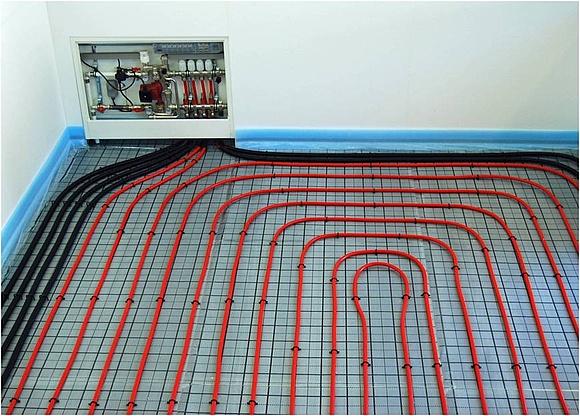 Fußbodenheizung Rohre Verlegen ~ Ratgeber fußbodenheizungsrohre im vergleich