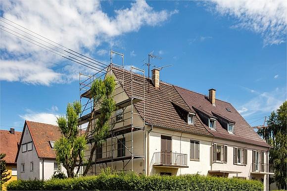 Haus-Sanierung Baujahr 1950 - 1999