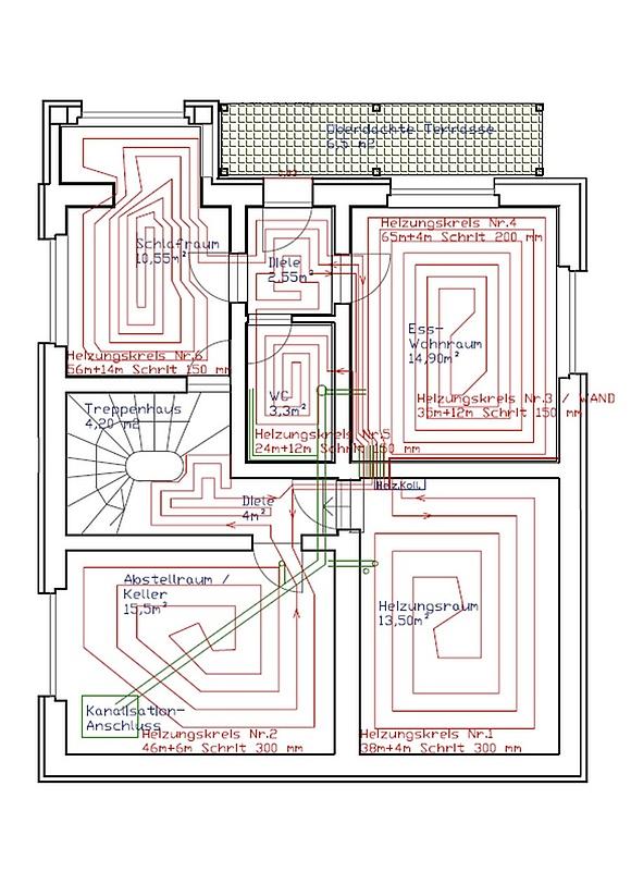 ratgeber zur fu bodenheizung im neu und altbau. Black Bedroom Furniture Sets. Home Design Ideas