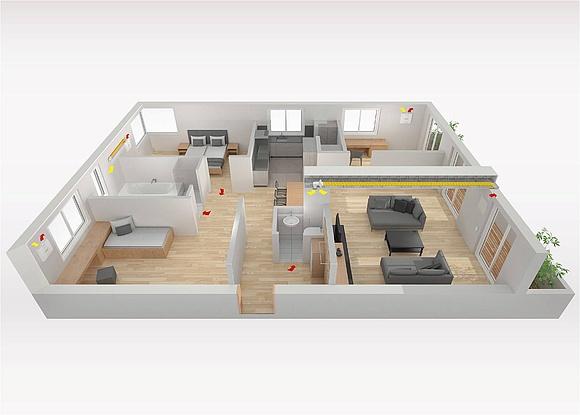 ratgeber technik dezentraler wohnrauml ftung. Black Bedroom Furniture Sets. Home Design Ideas