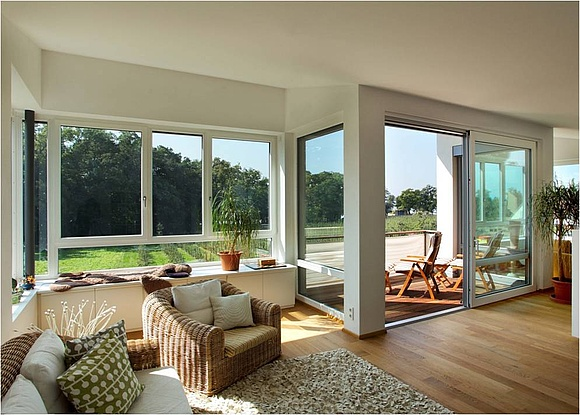 Fenster und Haustüren von Kneer-Südfenster