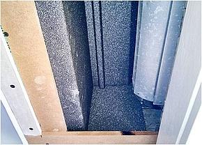 fach ratgeber zur d mmung von rollladenk sten. Black Bedroom Furniture Sets. Home Design Ideas